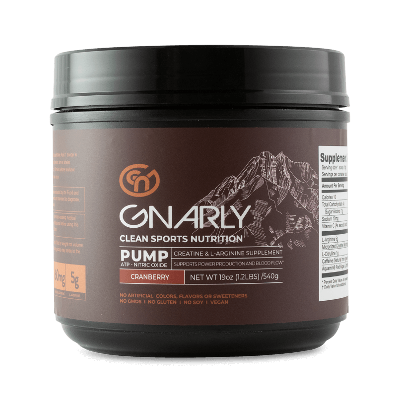 GNARLY PUMP - Survivor Wellness