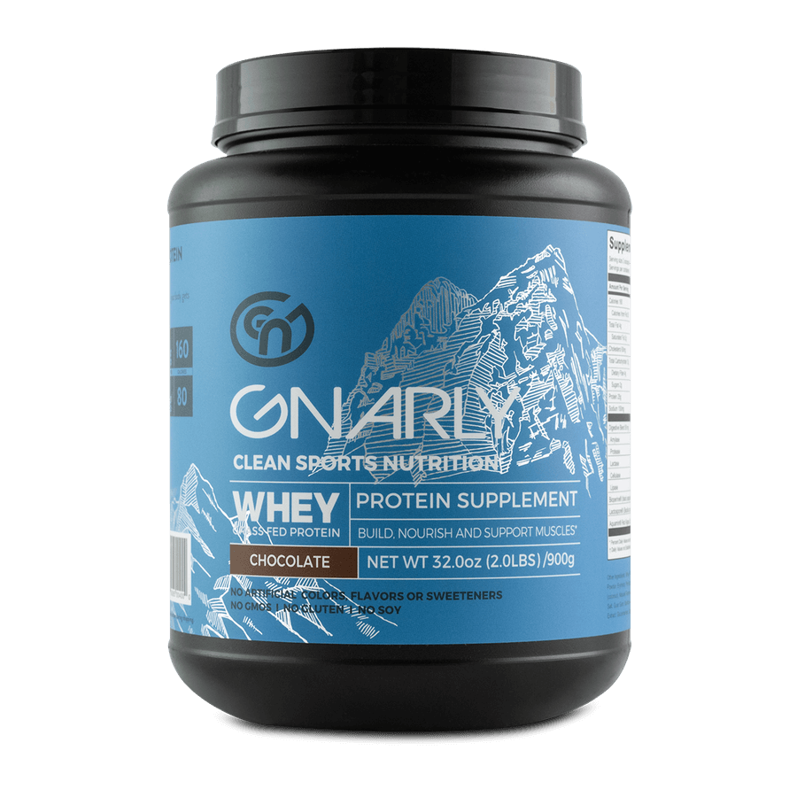 GNARLY WHEY