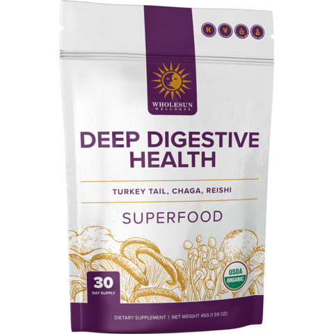 Deep Digestive Health - Survivor Wellness
