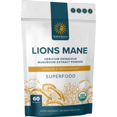 Lion's Mane Extract - Survivor Wellness