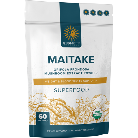 Maitake Extract - Survivor Wellness