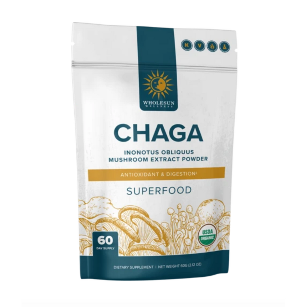 Chaga Extract - Survivor Wellness