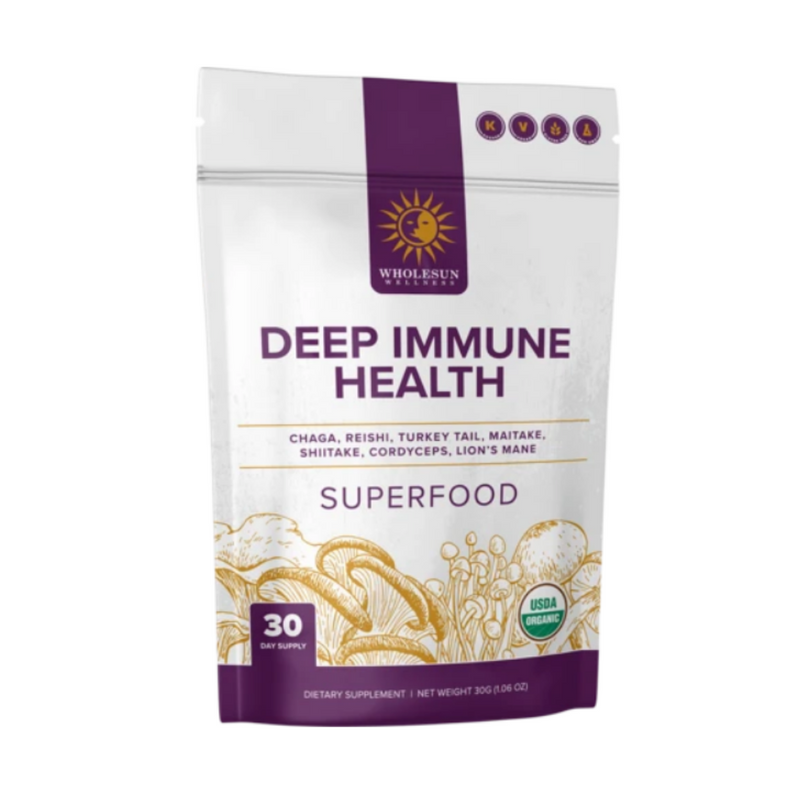 Deep Immune Health - Survivor Wellness