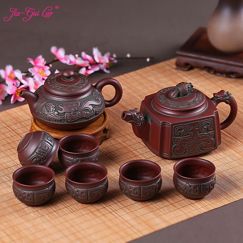 Traditional Chinese Tea Set - Survivor Wellness