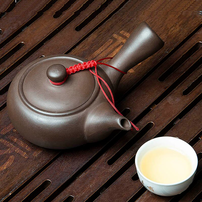 Mini Yixing Tea Pot Kettle - Survivor Wellness
