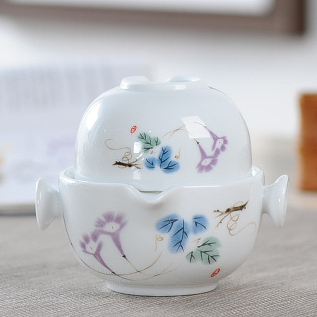 Ceramics Tea set - Survivor Wellness
