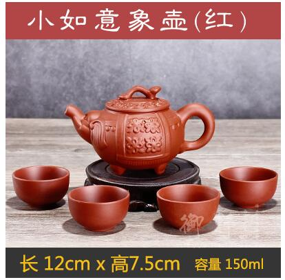 Yixing Zisha Tea Set - Survivor Wellness