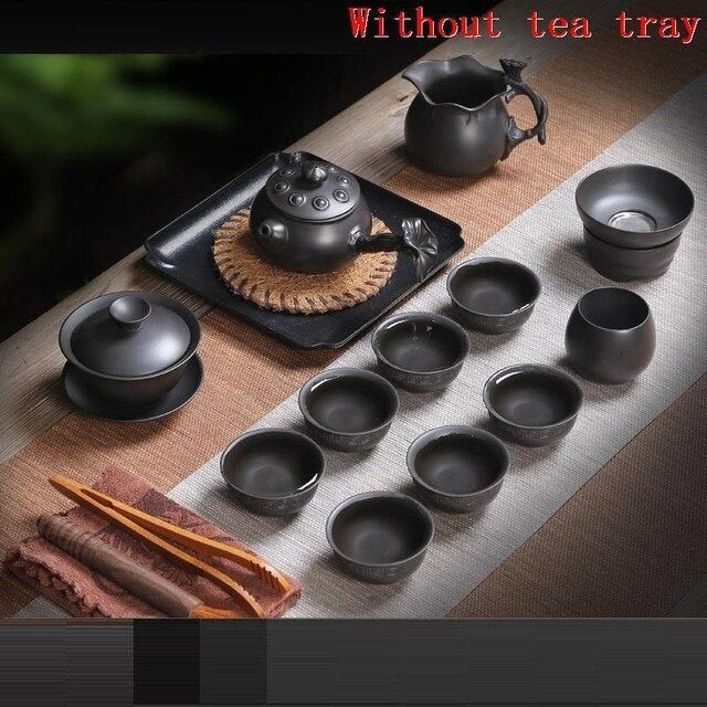 Vintage Tea Set - Survivor Wellness