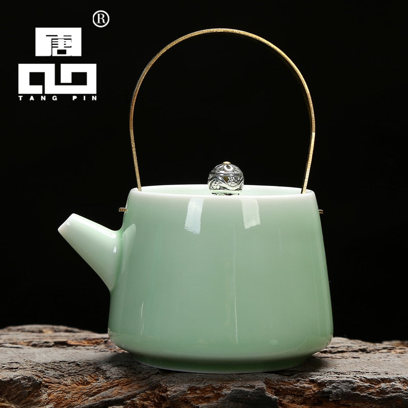 TANGPIN Teapot - Survivor Wellness