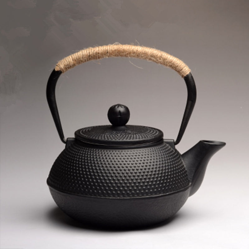 Japanese Cast Iron Teapot - Survivor Wellness