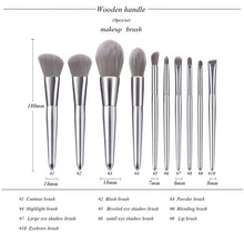 Load image into Gallery viewer, Makeup Brushes Set  Foundation kit
