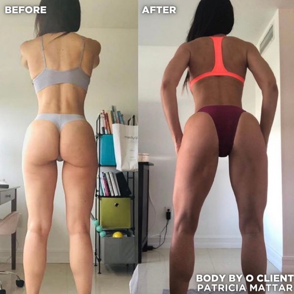 Body By O Client Transformation Patricia Mattar