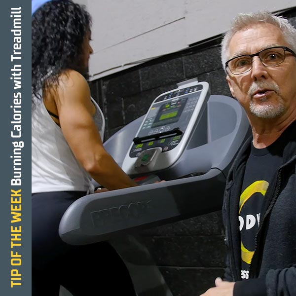 Coach Kimbo On How To Properly Use The Treadmill To Burn Calories and Target The Glutes