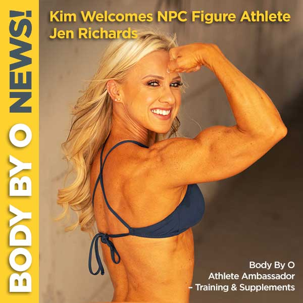 Body By O Welcomes Jen Richards