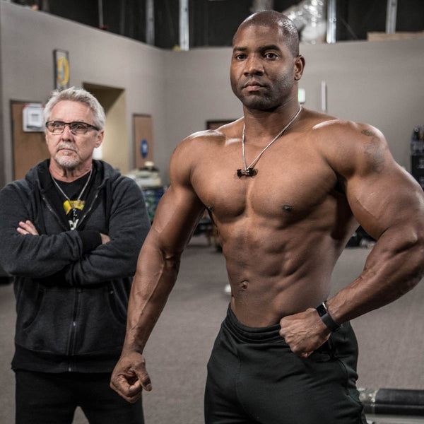 Why IFBB Pro Xavisus Gayden Chooses Body By O