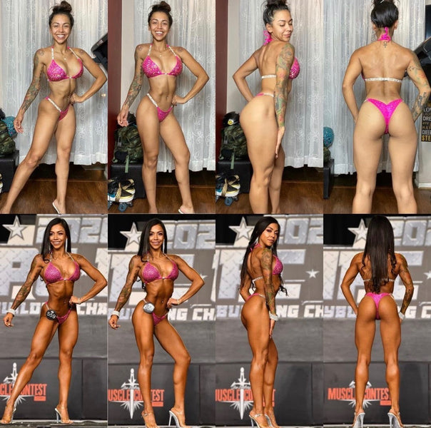 Body By O Client Stacy Correa Transformation Tuesday