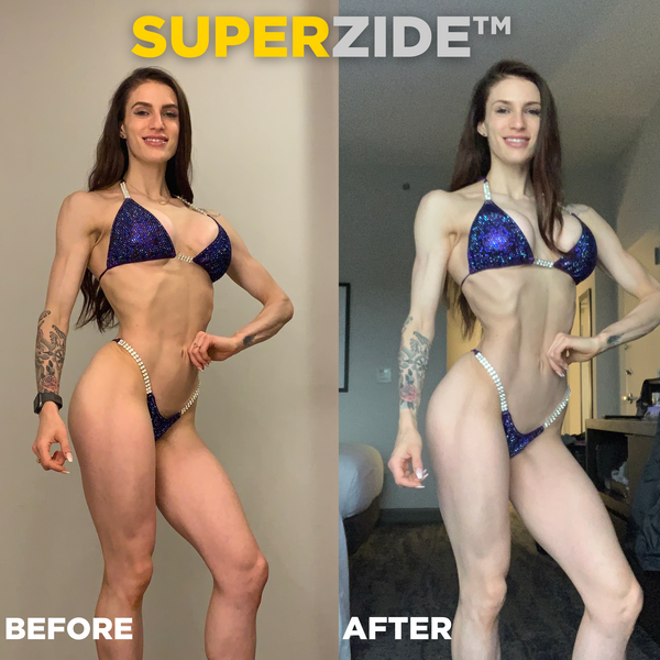 SuperZide™ Before & After