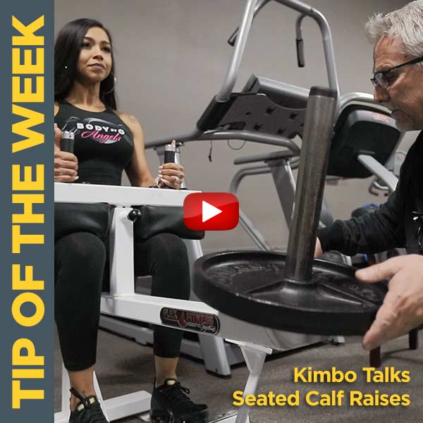 Grow Your Calves with Kimbo