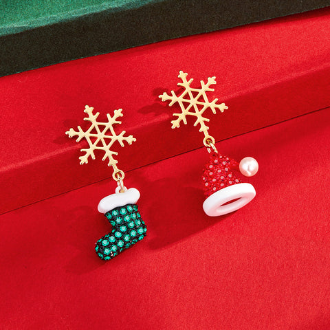 products/Asymmetric_Drop_Earrings_Christmas_Style_Snow_Flake_Candy_Sticker_Hats_Sock_Tree_shape_2.jpg