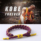 Kobe Bryant Bracelet Shoelace The Black Mamba