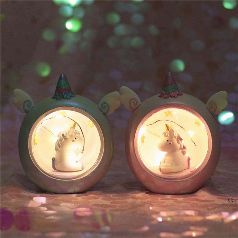 nightlight lamp gift unicorn gift