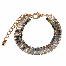 Load image into Gallery viewer, Wrap Crystal Bracelet Boho Adjustable Colorful