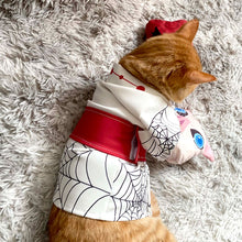 Load image into Gallery viewer, Pet Kimono Costume Cat Small Dog Cosplay for Anime Demon Slayer-Kimetsu no Yaiba