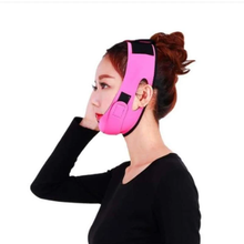 Load image into Gallery viewer, Face Slimming Strap Chin Lift Face Mask