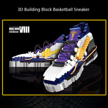 Load image into Gallery viewer, 3D Building Block NBA Basketball Sneaker