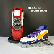 Load image into Gallery viewer, 3D Building Block NBA Basketball Sneaker Basketball Fans Gift