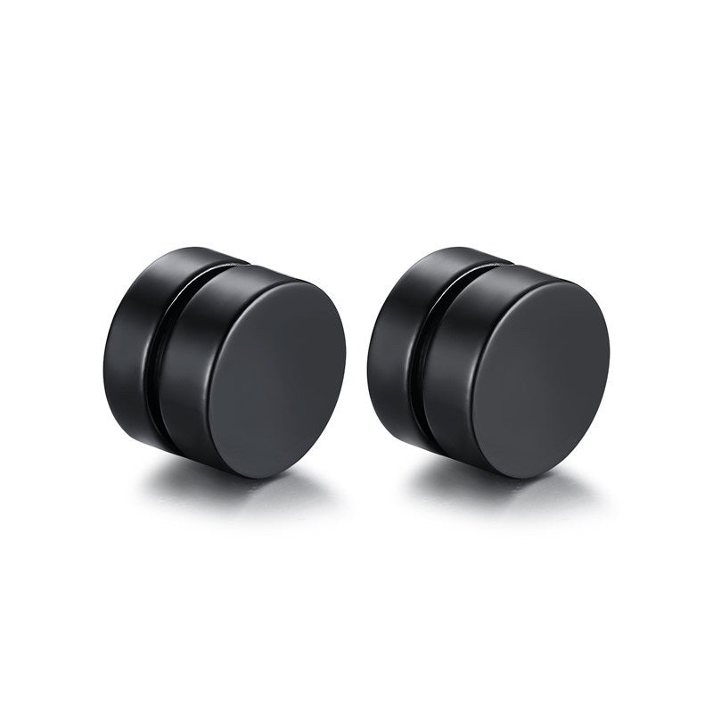 Magnetic Stud Earrings for Men Women