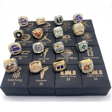 NBA Basketball Championship Rings Product for Sale