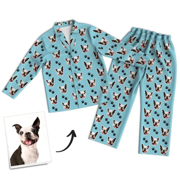 Custom Face Pajamas - Pet Dog