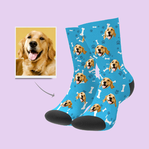Dog Custom Socks