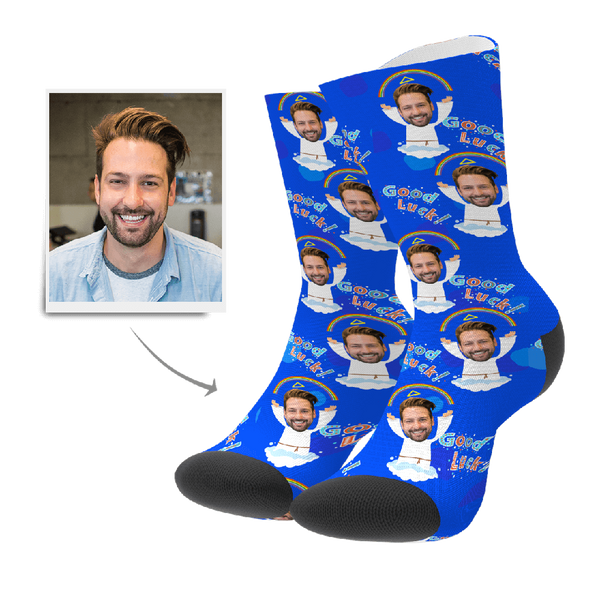 Angle Custom Socks