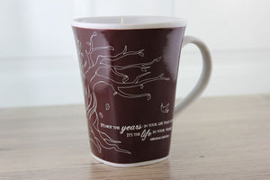 Life - Color Changing Story Mug