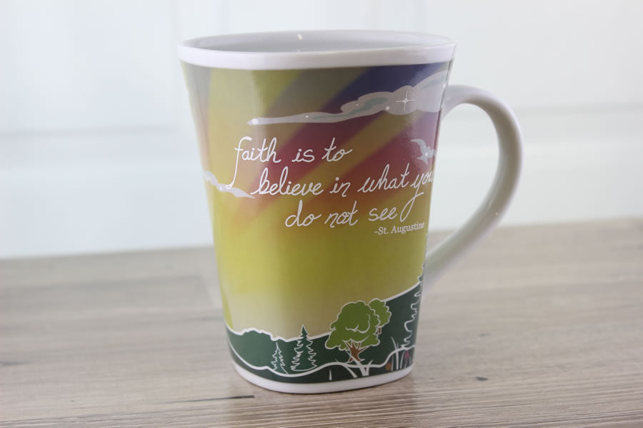 Faith - Color Changing Story Mug
