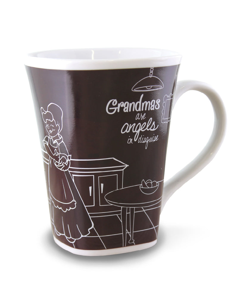 Grandma Mug - Color Changing Story Mug
