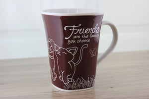 Friend - Color Changing Story Mug