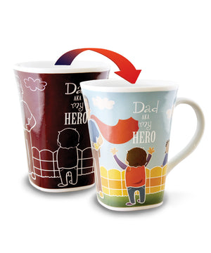 Dad - Color Changing Story Mug