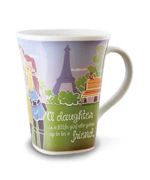 Daughter - Color Changing Story Mug