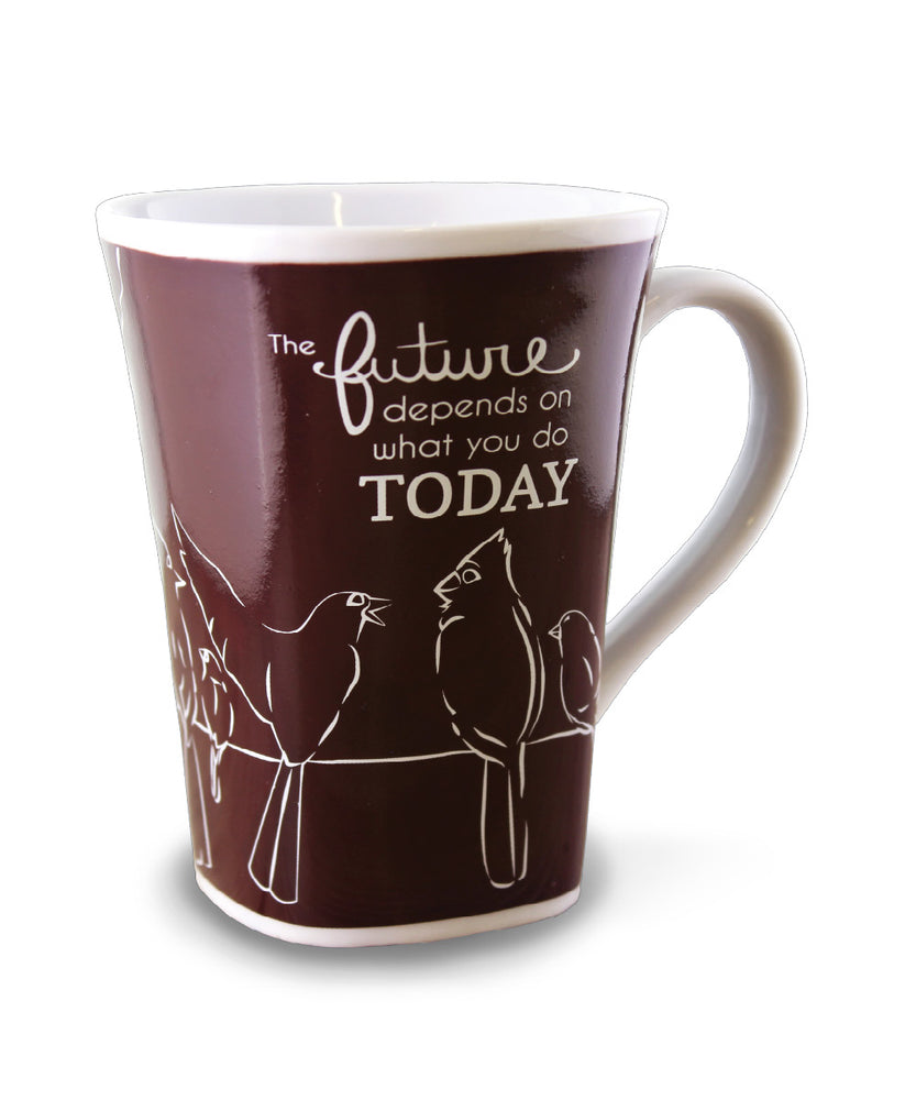 Birds - Color Changing Story Mug
