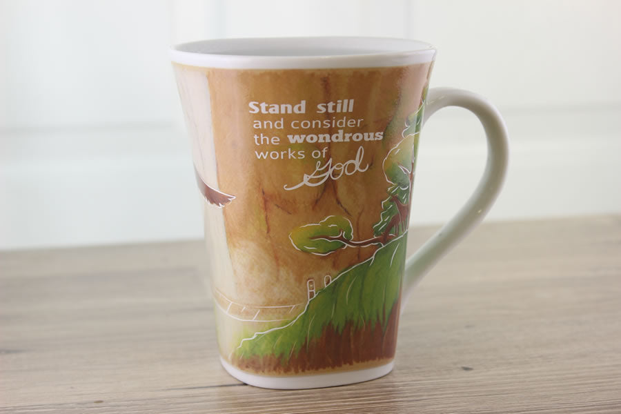 Wondrous - Color Changing Story Mug - Ollee Bee