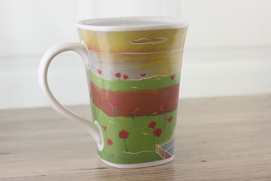 Comfort - Color Changing Story Mug