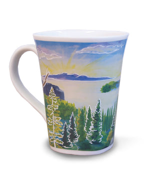 Soaring Eagle - Color Changing Story Mug