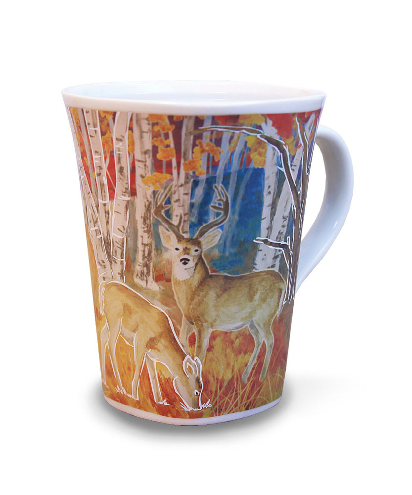 Serene Deer - Color Changing Story Mug