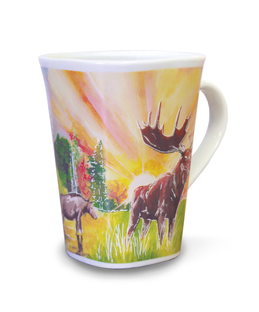 Majestic Moose - Color Changing Story Mug