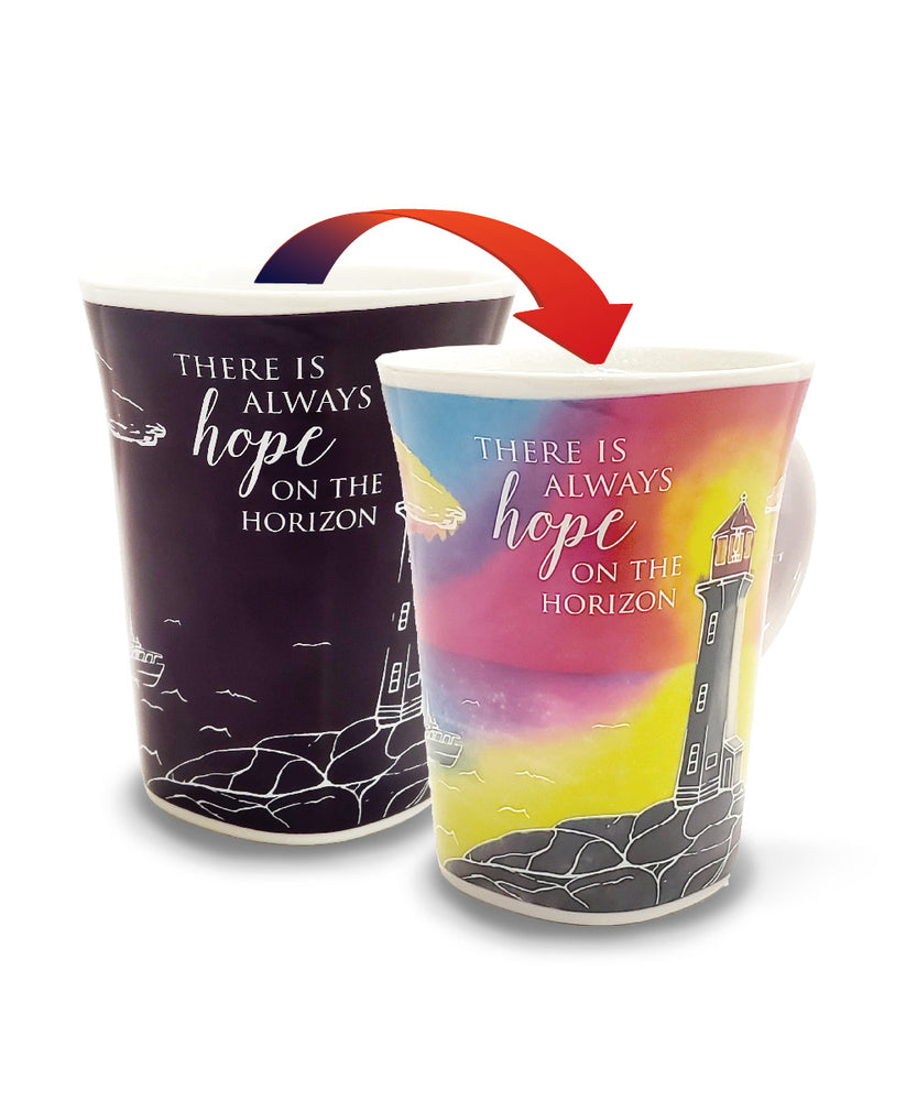 Lighthouse - Color Changing Story Mug