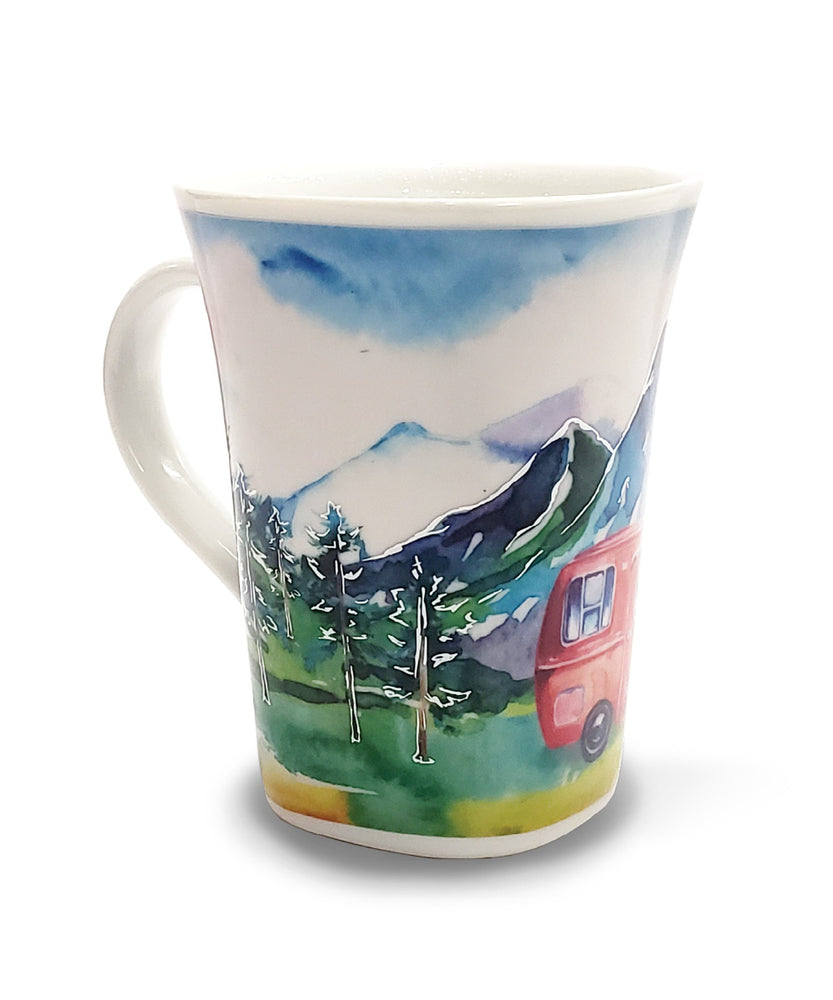 Adventure - Color Changing Story Mug