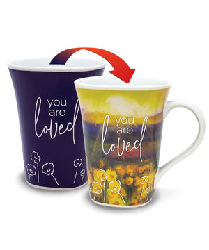 Loved - Color Changing Story Mug